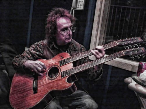 Denny Laine (Moody Blues and Paul McCartney and Wings)