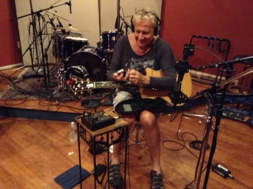 Graham Russell of Air Supply